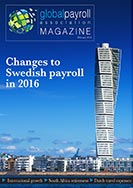 Global Payroll magazine February 2016
