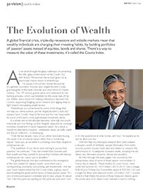 Bespoke Magazine - The Evolution of Wealth